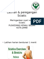 Latihan & peregangan Sciatic.pptx