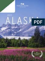 Princess Alaska Brochure 2017