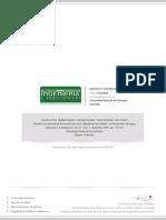 Revisión de Parámetros Fisicoquímicos Como Indicadores de Calidad y Contaminación Del Agua