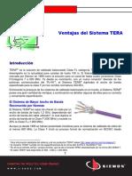 Sd 1602 Ventajas Del Sistema Tera