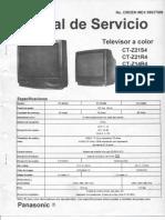 Panasonic Ct-z21s4 Ct-z21r4 Ct-z14r4 Chasis Na6lv