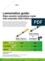 Cementation Tech