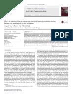 Microstructure and Texture Evolution of Ti-6Al-4V