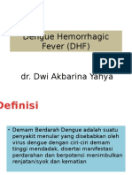 Dengue Hemorrhagic Fever (DHF) Dwi