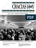 Democracias Hoy. N°3