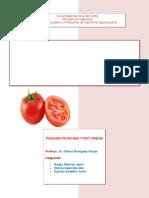 Informe Sobre Los Daños en Los Tomates Ver Mas Tarde