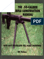 50 caliber rifle construction manual