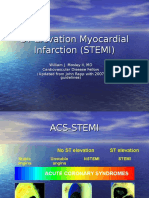 ST Elevation Myocardial Infarction (STEMI) Talk