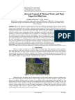 The Characteristics and Content of Thermal Water and Their Impact in DibërArea