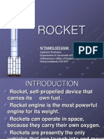 ROCKETS AND MISSILES NOTES  pdf | Rocket Propellant | Rocket
