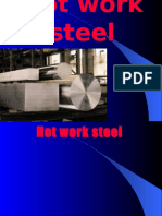 Hot Woring Steels