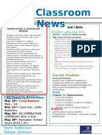 week 34- kg2 newsletter