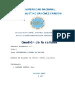 Resumen Norma Iso 9001 2008
