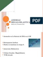 Anemias Megaloblasticas.pptx