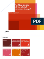 Pwc_the World in 2050_slides