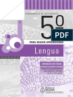 Para seguir aprendiendo Lengua 5°.pdf