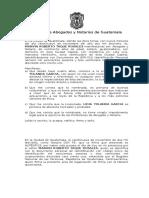 Acta de Declaración de Testigo Gordis