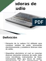 Mezcladoras de Audio.pptx