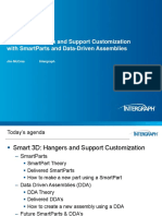 20130226 Smart 3D Hangers Support Customization With SmartParts DDA