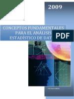 Conceptos Fundamentales de Estadistica Aplicada a Las Ciencias Sociales