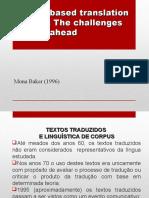 Corpus-based Translation Studies_apresentaçao Em Português_ppt