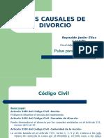 CAUSALES DE DIVORCIO.ppt