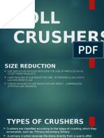 Roll Crushers