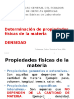 Determinación de Propiedades Físicas de La Materia_DENSIDAD