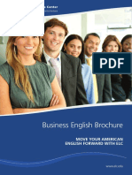 Business English Brochure
