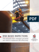 The Essential Team Members and Skills You Need to Implement Risk Based Inspection RBI