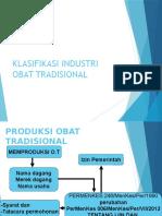 Klasifikasi Industri Ot d3 (1)