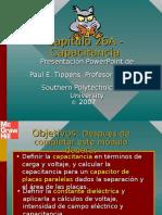 Tippens Fisica 7e Diapositivas Capacitancia