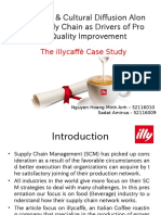 Strategic Management Illy Case 1.5.17