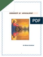 Mircea Iordache Credinta Si Apocalipsa
