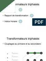 Transformateurs Triphasés Indice Horaire