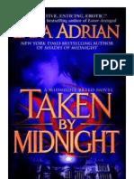 Taken by Midnight (Midnight Breed, #8) by Lara Adrian