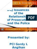 5. Powerpoint -DOJ Issuances- 4 Slides Per Page