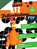KFZ - Kaltstart-Festivalzeitung / # 06 / 1. Jahrgang