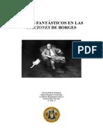 Borges y Los Temas Fantasticos en Ficciones