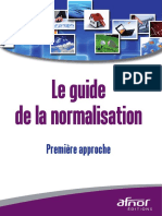 Guide de La Normalisation 2011 eBook