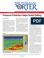AOGR Pressure Prediction Helps Guide Drilling - Alan R Huffman - Sep 2011
