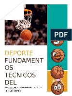 Tecnicas Del Basketball