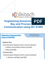 Engineering of Substation Based on IEC 61850