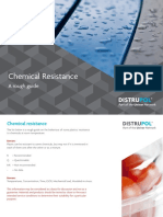 A Rough Guide to Chemical Resistance
