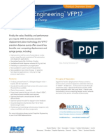 VFP17 Dispense Pump