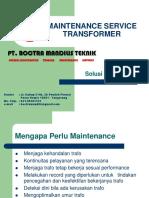03 Maintenance Service
