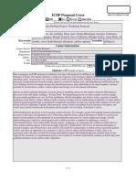 ICDP Oman Drilling Workshop Proposal