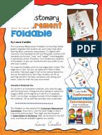 Measurement Foldable Free
