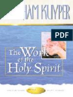 Kuyper Abraham - La Obra Del Espiritu Santo (Vol I)
