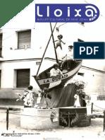 LLOIXA. Número 164, juny/junio 2013. Butlletí informatiu de Sant Joan. Boletín informativo de Sant Joan